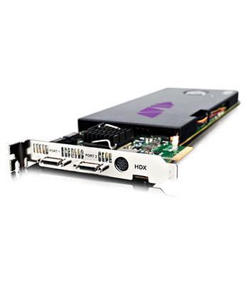 Avid HDX Card + ProTools 11